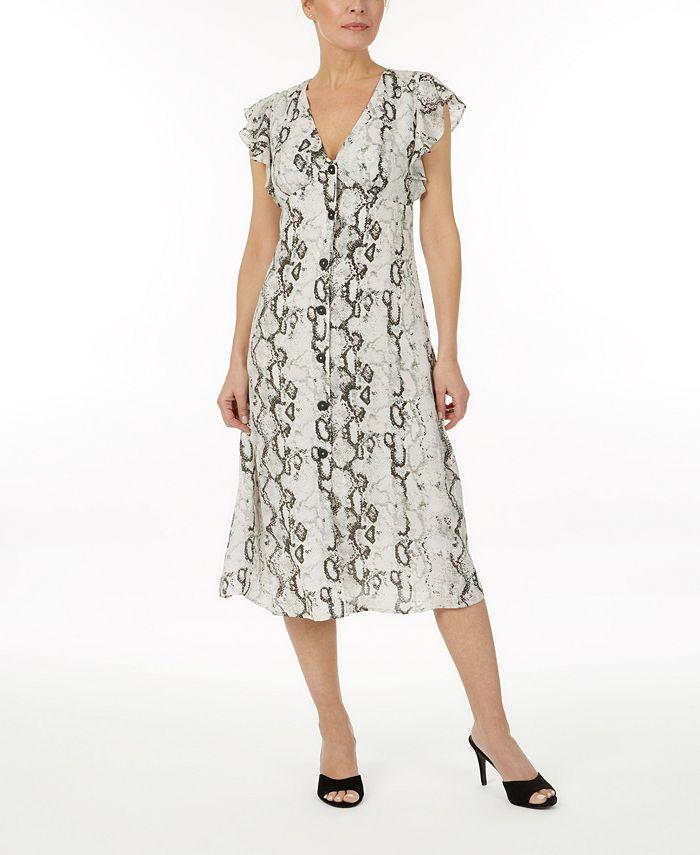 Laundry by Shelli Segal - Printed dress