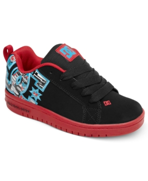 DC Shoes Kids Shoes Boys or Little Boys Court Graffik SE Sneakers
