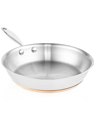 "Martha Stewart Collection Copper Accent 10"" Fry Pan"