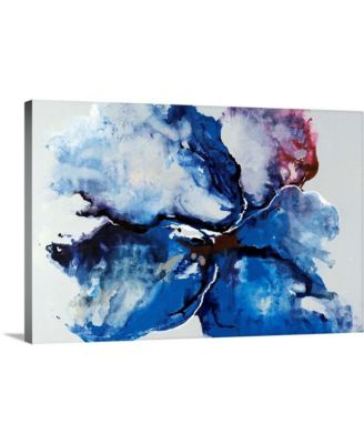 """30 in. x 20 in. """"Magic Pool"""" by  Sydney Edmunds Canvas Wall Art"""