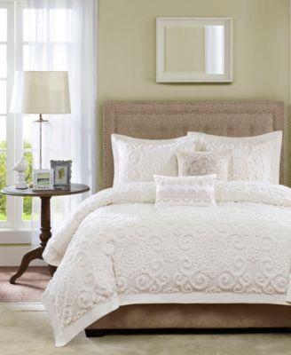 Suzanna Ivory 3-Pc. King Comforter Mini Set