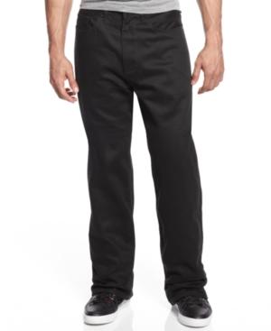 Sean John Jeans Garvey Od Black Jeans
