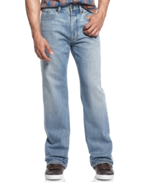 Sean John Jeans Hamilton Light Wash Jeans