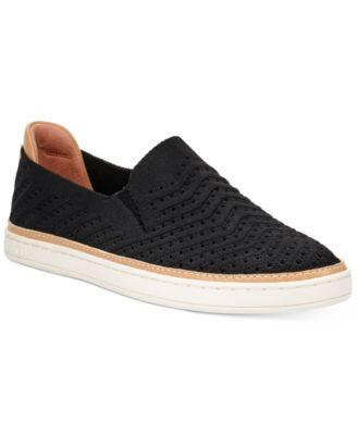 Sammy Chevron Slip-On Sneakers
