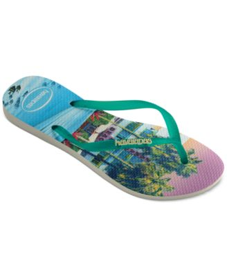 Havaianas Slim Paisage Flip-Flop