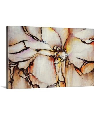 """24 in. x 16 in. """"Equate"""" by  Rikki Drotar Canvas Wall Art"""