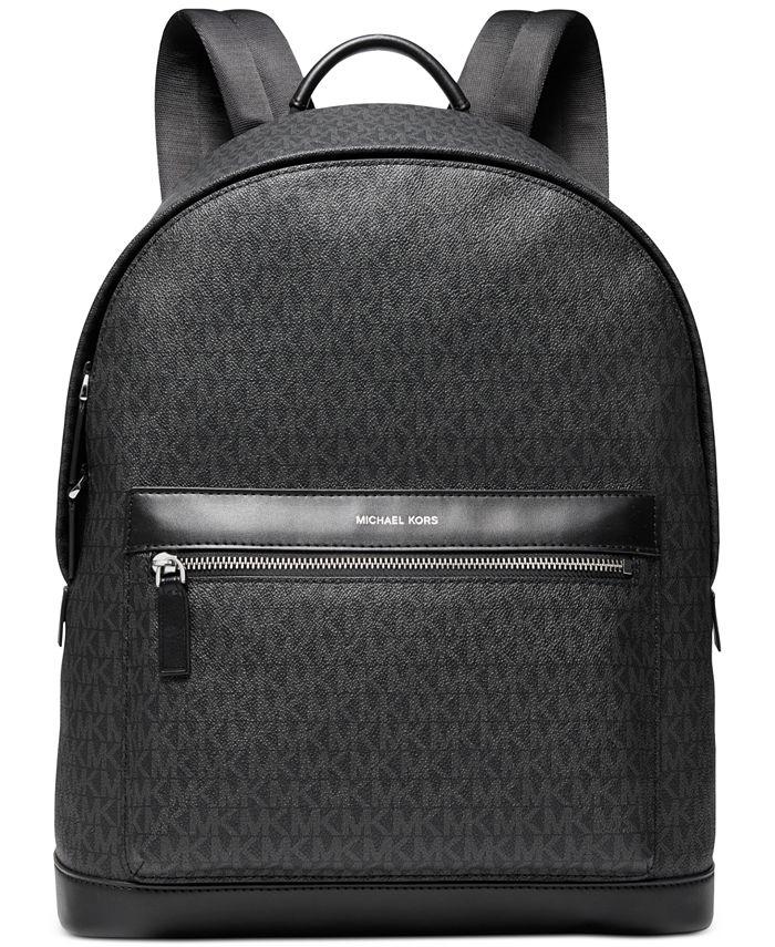 Michael Kors - Men's Mason Explorer Signature Backpack