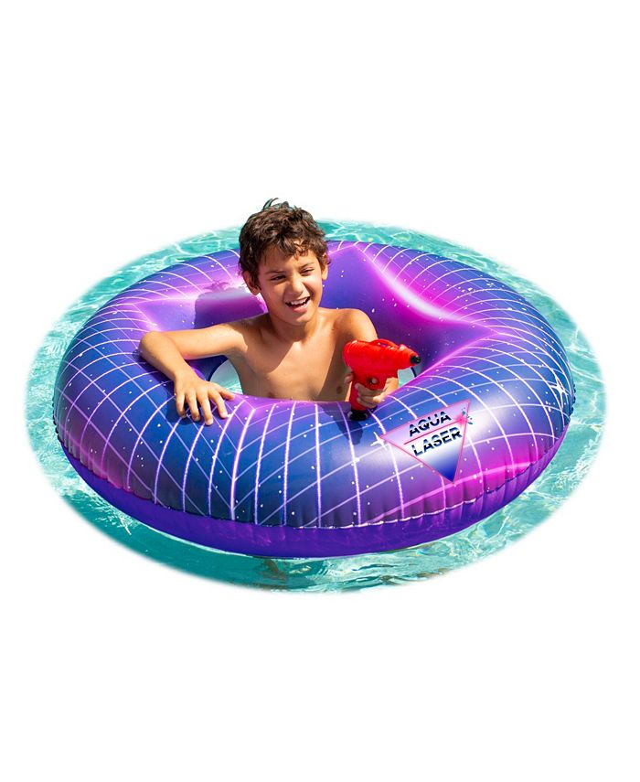 Poolcandy Aqua Laser Swimming Pool Tube With Audio Reviews Home Macy S