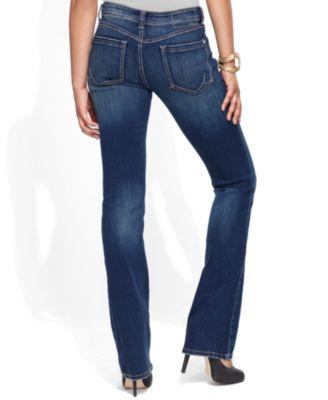 Inc petite bootcut jeans