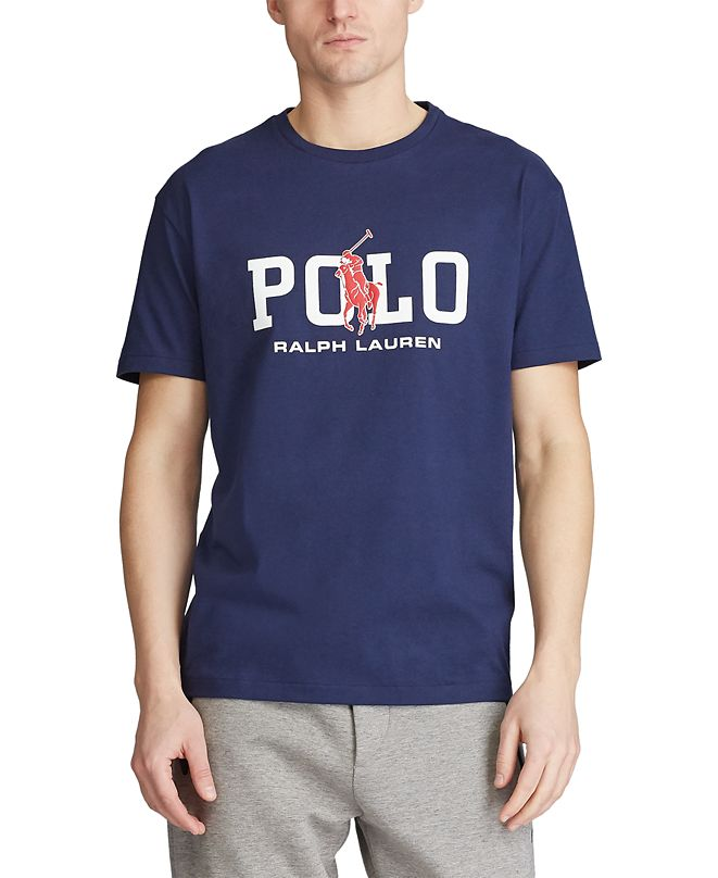 Polo Ralph Lauren Men's Classic-Fit Graphic T-Shirt