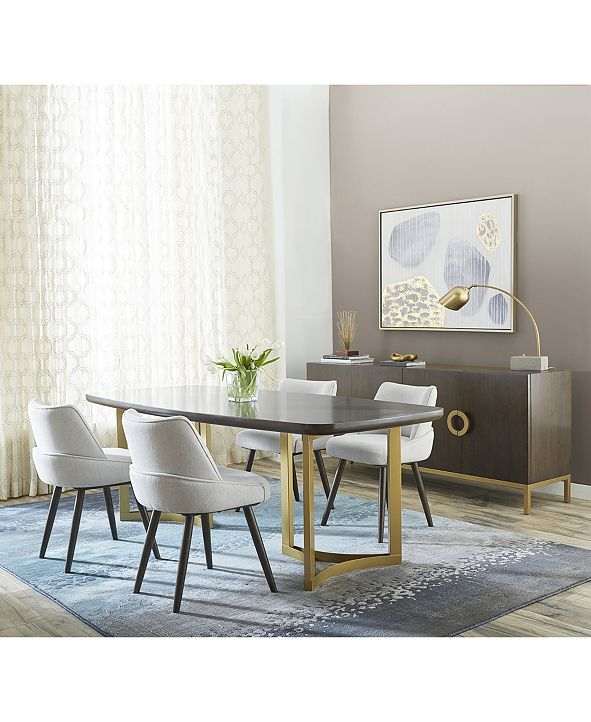 Furniture Hotel Collection Derwick Dining Furniture Collection, Created for Macy's