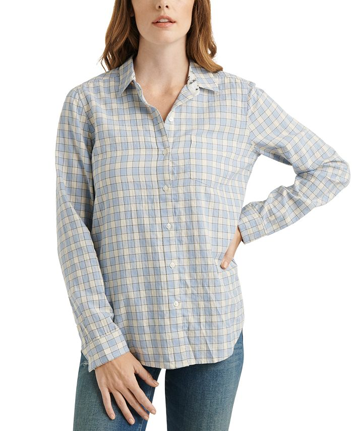 Lucky Brand - Classic One-Pocket Shirt