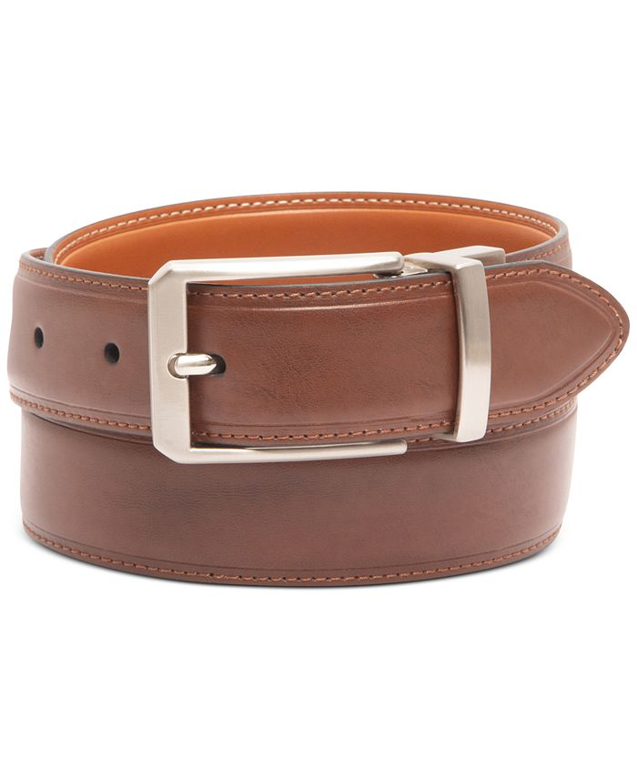 Club Room - Men's Reversible Belt