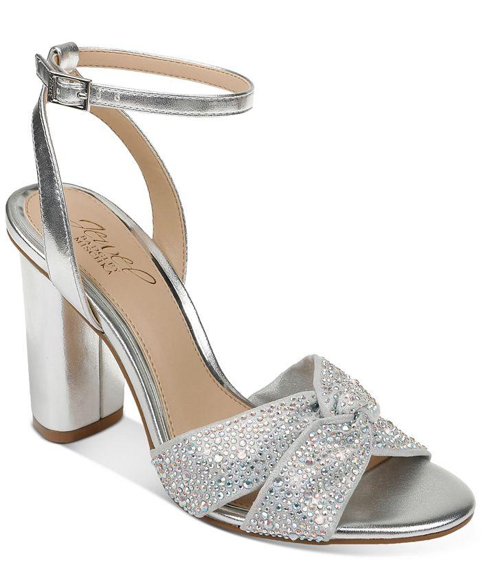 Jewel Badgley Mischka - Nicoline Evening Sandals