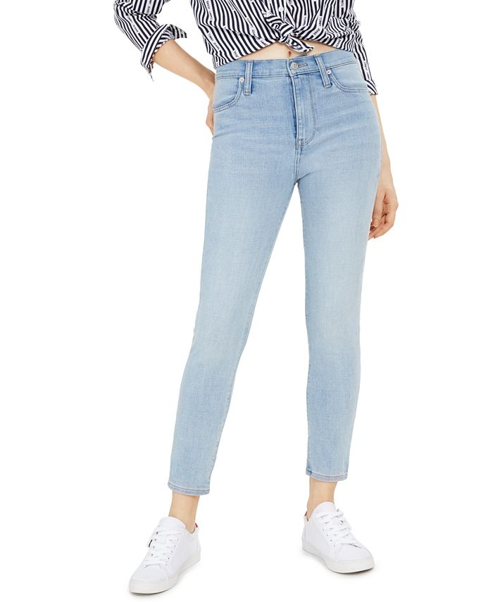 Tommy Jeans - High-Rise Skinny Jeans