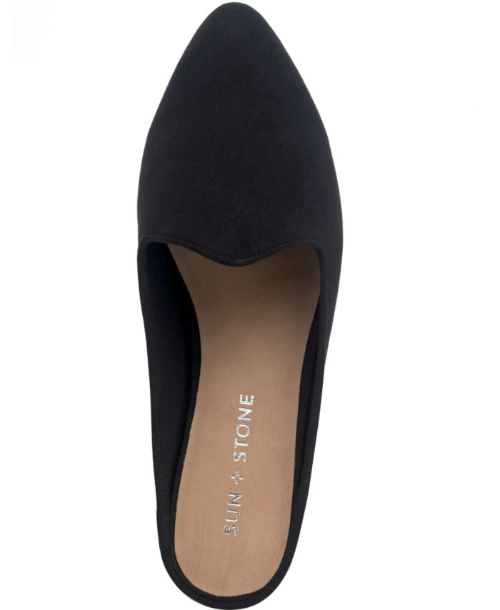 Sun + Stone Ninna Mules, Created for Macy's & Reviews - Mules & Slides - Shoes - Macy's