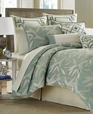 Tommy Bahama Home, Bamboo Breeze King Comforter Set