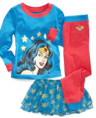 Superhero Pajamas For Kids Family Clothes