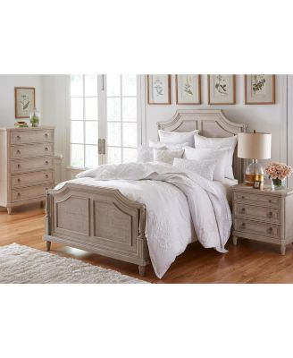 Chelsea Court Bedroom Furniture, 3-Pc. Set (King Bed, Nightstand & Chest), Created for Macy's