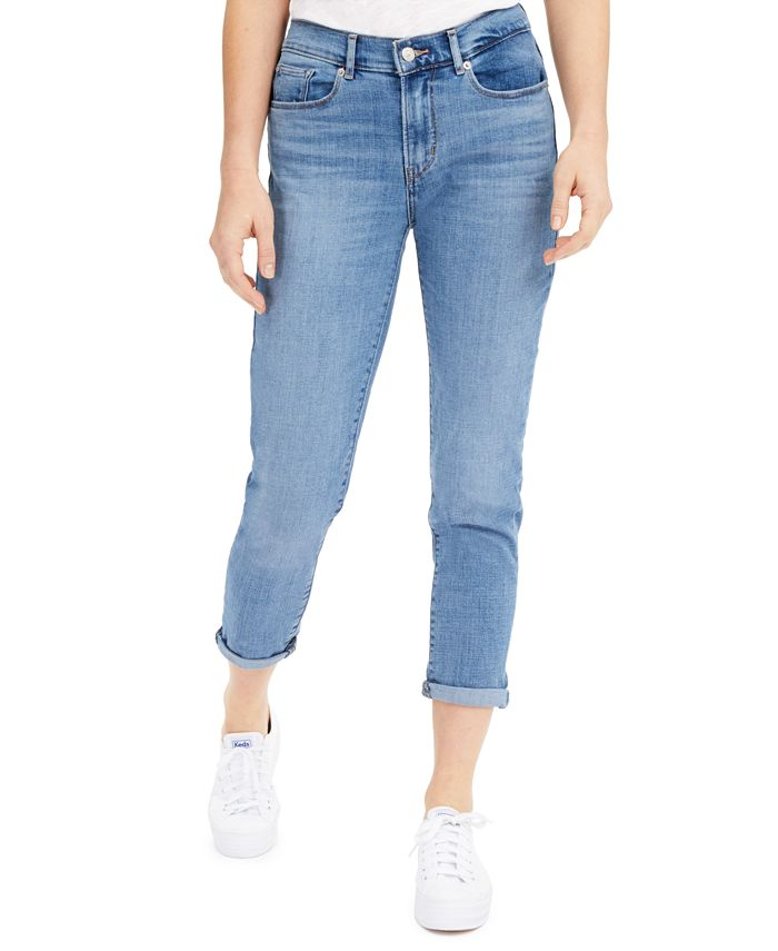Levi's - Cropped Mid-Rise Jeans
