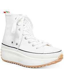Madden Girl Winnona Flatform High-Top Sneakers