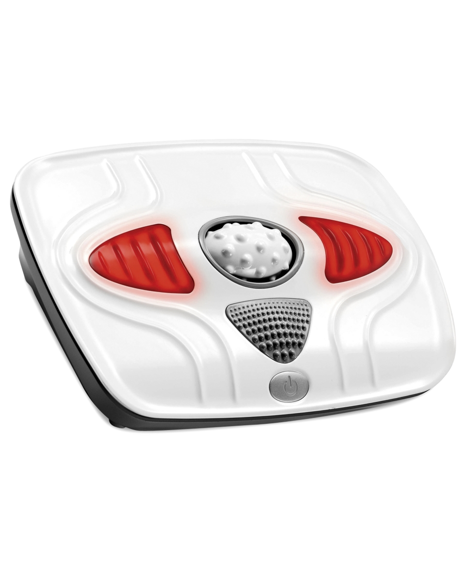 Homedics FMV 400H Vibration with Heat Foot Massager   Personal Care   For The Home