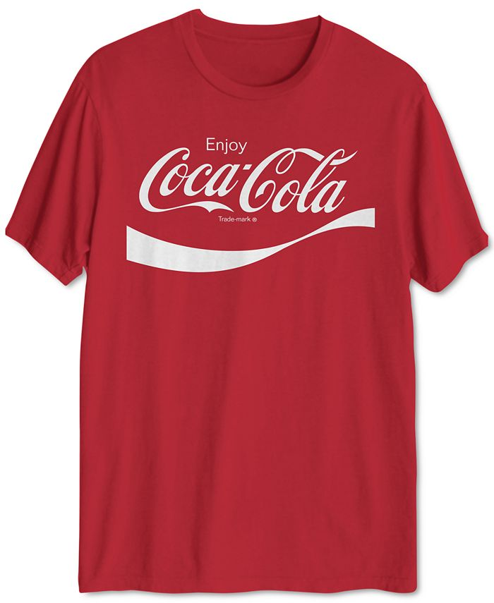 Hybrid - Men's Coca-Cola T-Shirt