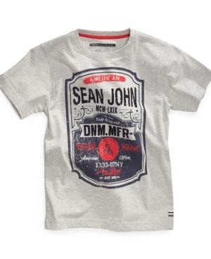 Sean John Kids TShirt Boys Badge Tee