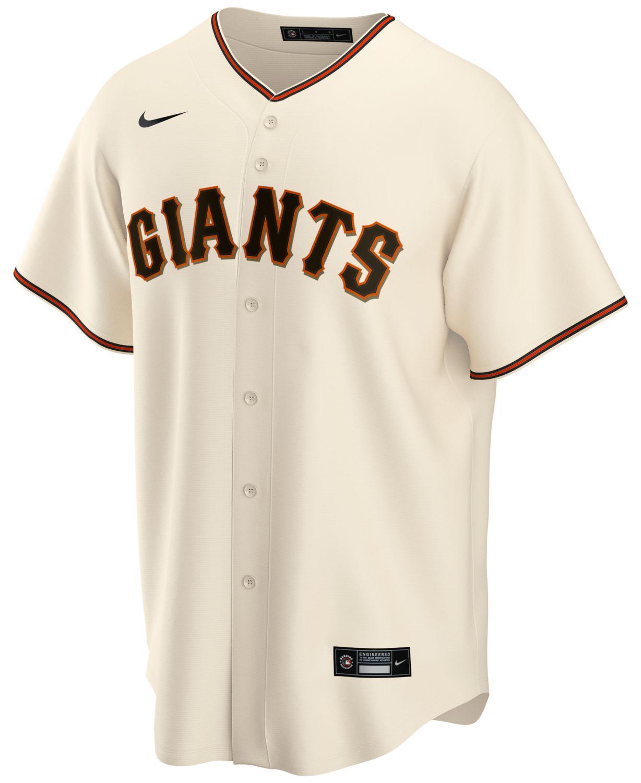 Nike Men's Buster Posey San Francisco Giants Official Player Replica Jersey & Reviews - Sports Fan Shop By Lids - Men - Macy's