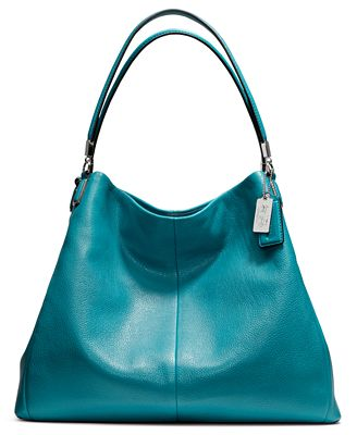 Coach Madison Leather Phoebe Shoulder Bag Review 61