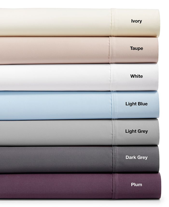 Aq Textiles Bergen 4 Pc Full Sheet Set 1000 Thread Count 100 Certified Egyptian Cotton Reviews Sheets Pillowcases Bed Bath Macy S