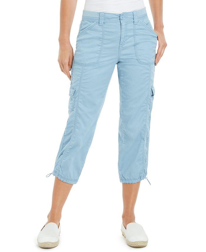 Style & Co - Cargo Capri Pants