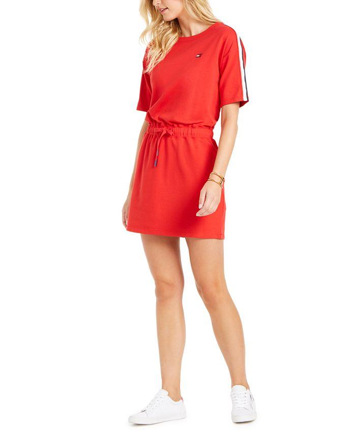 Tommy Hilfiger - Tommy Hilfiger Short-Sleeve T-Shirt Dress