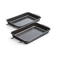 Deals on Tools of the Trade Small Roasting Pans Set of 2