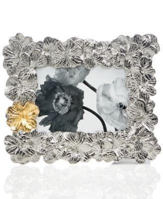 michael aram clover 2 x 3 mini frame - Michael Aram Picture Frames