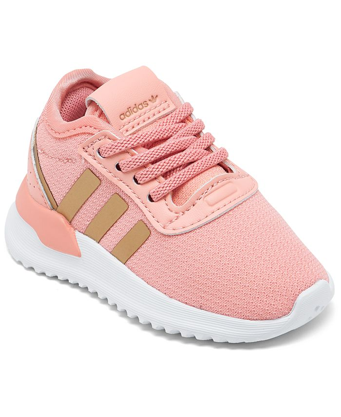 adidas Toddler Girls' U_Path X Casual Sneakers from Finish Line ...