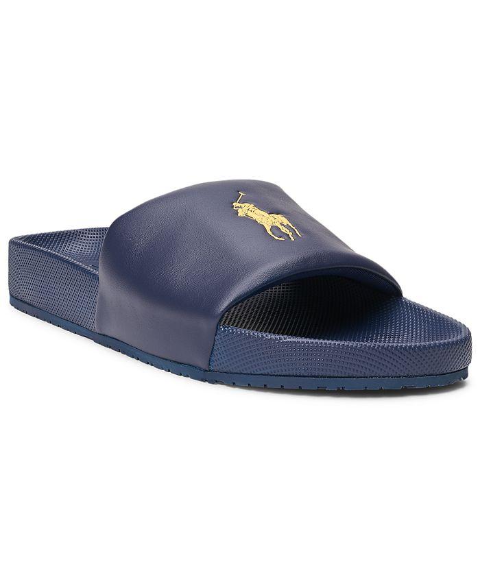 Polo Ralph Lauren - Men's Cayson Pony Slide Sandal