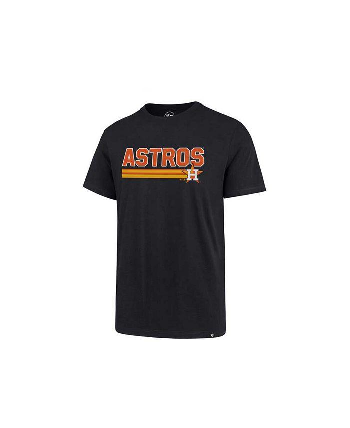 '47 Brand - Men's Houston Astros Line Drive T-Shirt