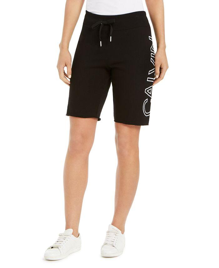 Calvin Klein - Logo Bermuda Shorts