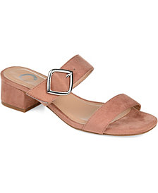 Journee Collection Women's Santana Slide