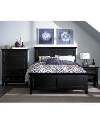 Captiva King 3-Pc. Bedroom Set (Bed, Nightstand & Chest), Only at ...