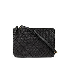 American Leather Co. Liberty Woven Crossbody