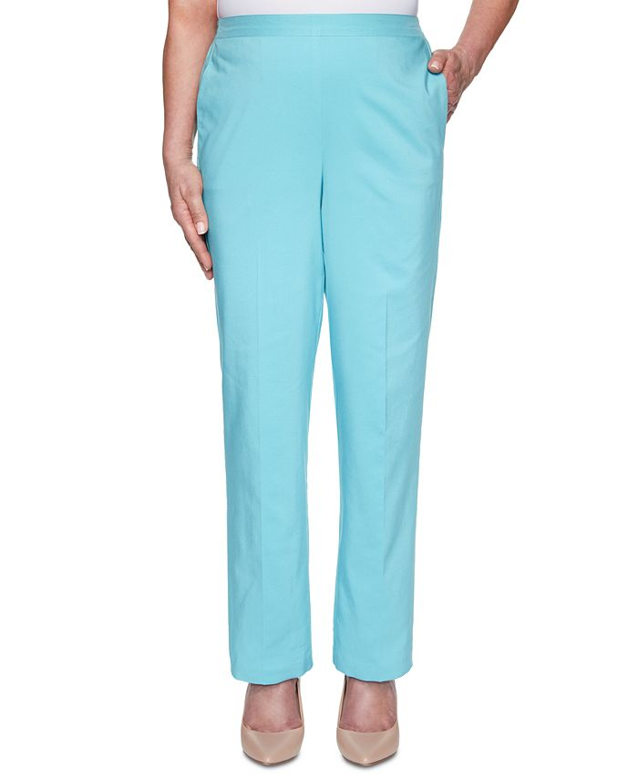 Alfred Dunner - Sea You There Pull-On Pants