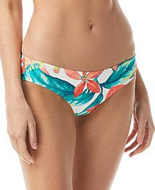 Vince Camuto Printed Bikini Bottoms