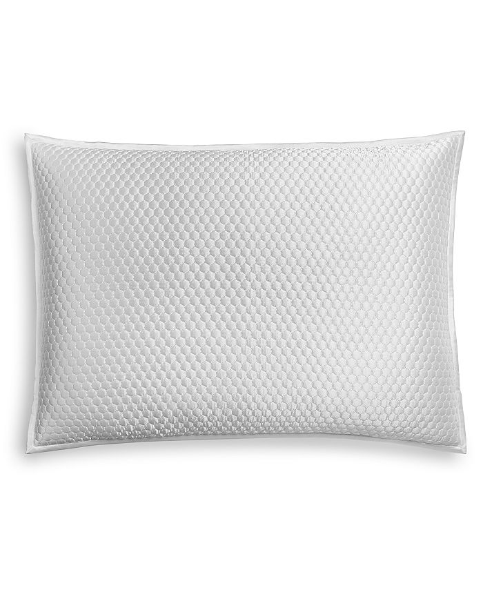 Hotel Collection - Hotel Olympia Quilted Standard Sham, Created for Macy's