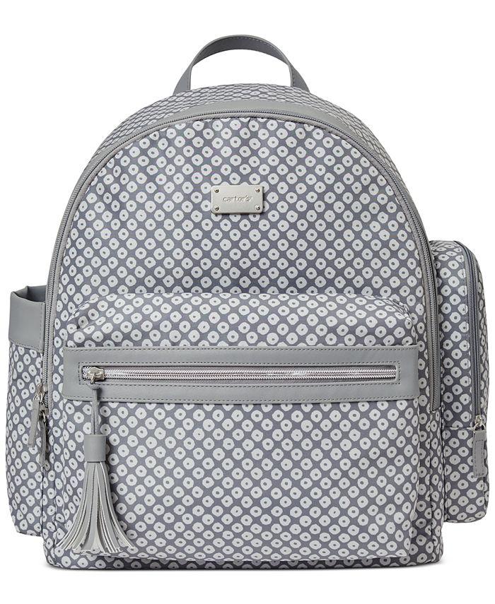 Carter's - Handle It All Geo Dot Diaper Backpack