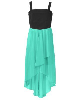 Ruby Rox Girls' One-Shoulder Dress - Kids - Macy's