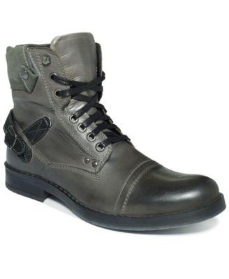 Bar Iii Conrad Cap Toe Utility Boots