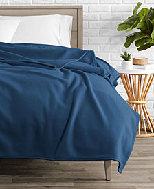 Bare Home Polar Fleece Blanket, Full/Queen