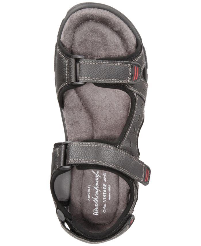 Weatherproof Vintage Men's Cameron Sandals & Reviews - All Men's Shoes - Men - Macy's